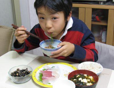 夕食   20071229