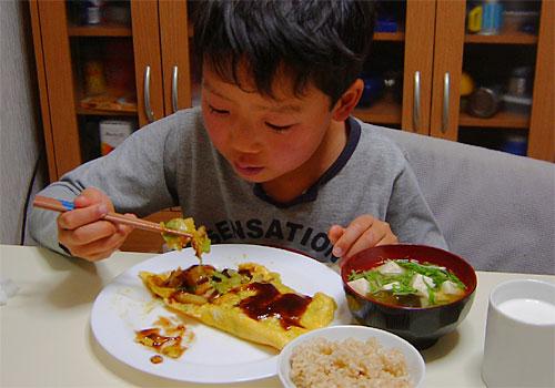 夕食   20070227