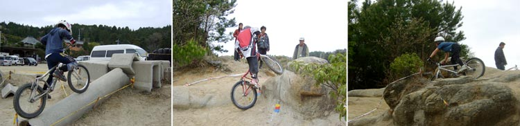 愛知バイクトライアル大会 20060423