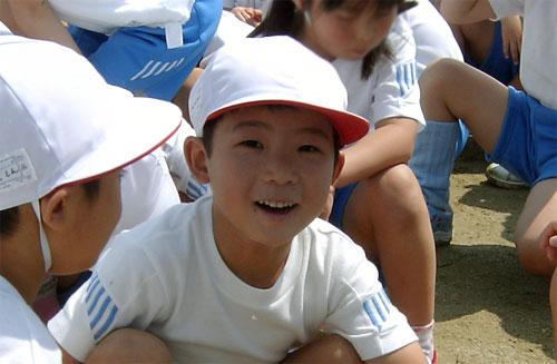 運動会  20060528