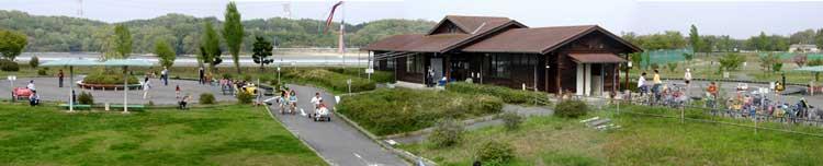 伊坂ダムサイクルパーク 20060430