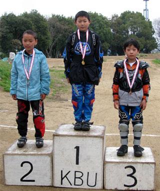 KBU 9-10歳クラス   20080330