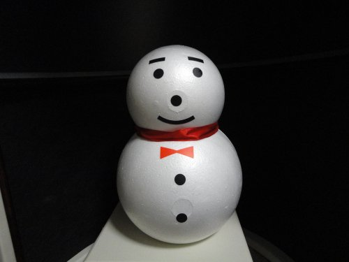雪だるま(笑)