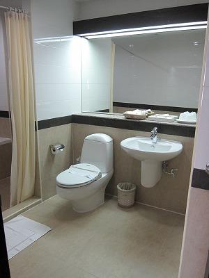 メインバスルーム