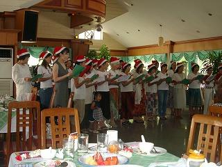 シラチャクリスマス会