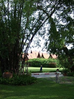 園内の風景1