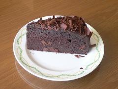 チョコレートケーキ その2