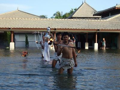 タイ現代舞踊2