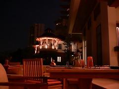 シェラトンホテル 夜景1