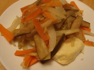 9 野菜のっけ豆腐.jpg