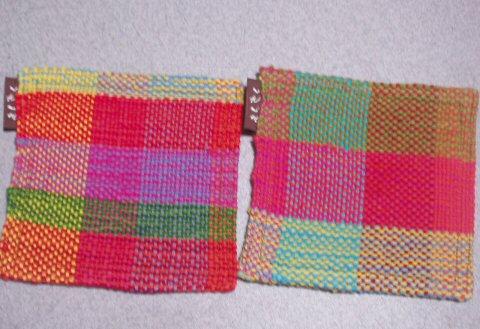 手織りコースター(まんさく園).jpg