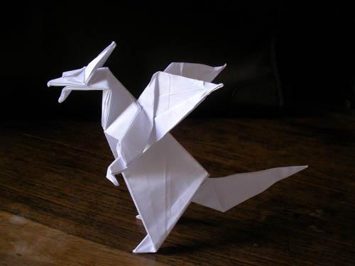 すべての折り紙 折り紙難しい龍 : おりがみ - 難しいやつを ...