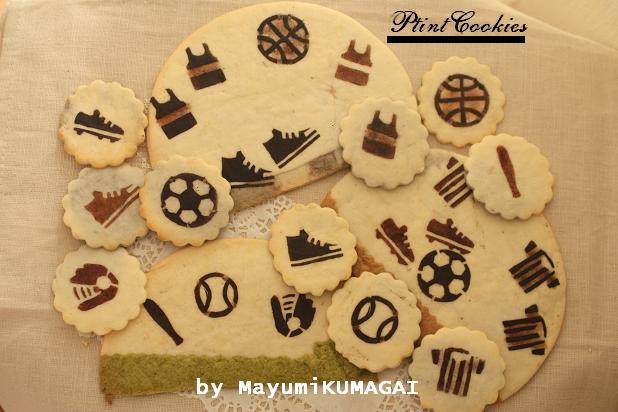 ハロウインに配るクッキー