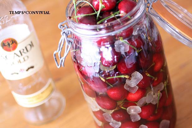 liqueur de cerise recette