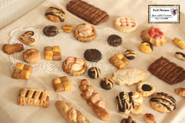 フェイクフェイクdeco cookie