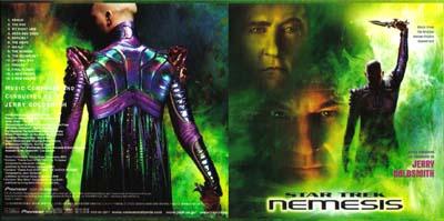 映画『ネメシス/S.T.X』2003年(D...