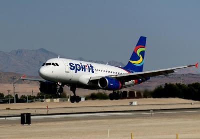 スピリットエアラインズ アメリカのLCC(格安航空会社)、スピリットエアラインは、 本拠地をマ.