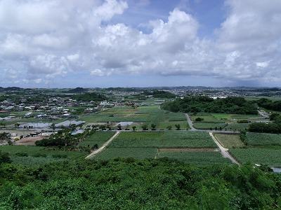 八重瀬城を歩く ~ 八重瀬岳 / 旧東風平町富盛 | だいすけの琉球 ...