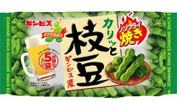 枝豆スナック