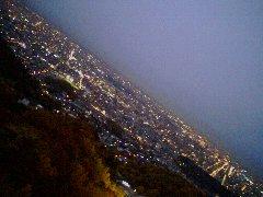 大倉山夜景01