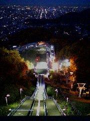 大倉山夜景02