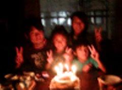 ゆーたん6歳誕生日