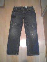 GAPジーンズ01