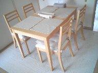 ダイニングテーブル01