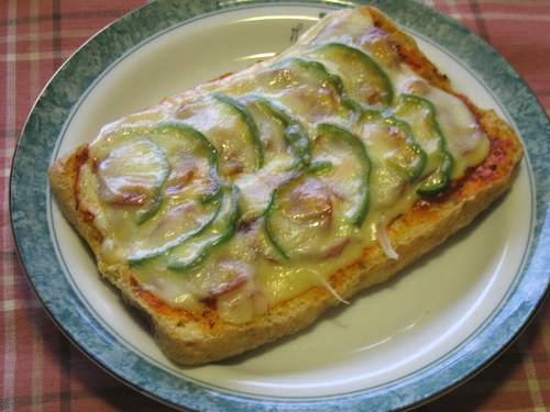 あぶらげピザ2