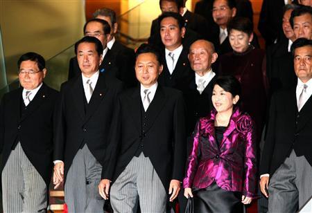 閣僚と 新閣僚の福島瑞穂のファッション。 パールミュージック BLOG - 店長の部屋Plus+
