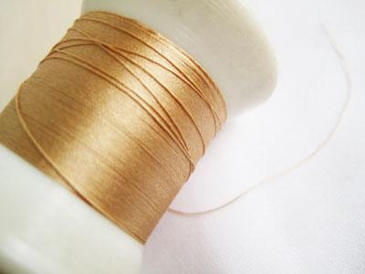 絹糸#50
