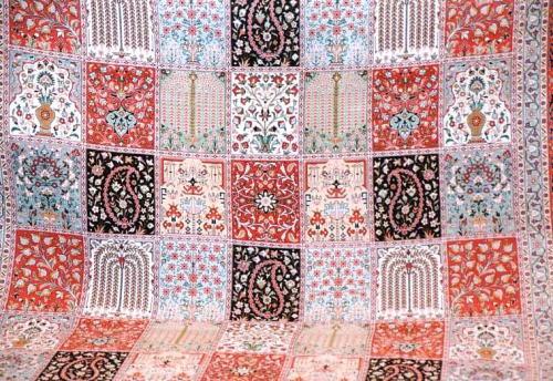 トルコ絨毯(カッパドキア)