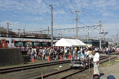 自転車用 横浜駅 自転車用品 : 鉄道ふれあい祭り | 松山ブログ ...