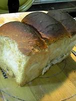 焦げた食パン