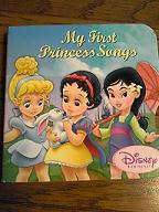 My First Princess Songs