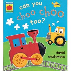 Can you choo choo