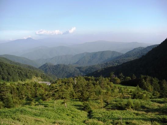 美ヶ原の景色2