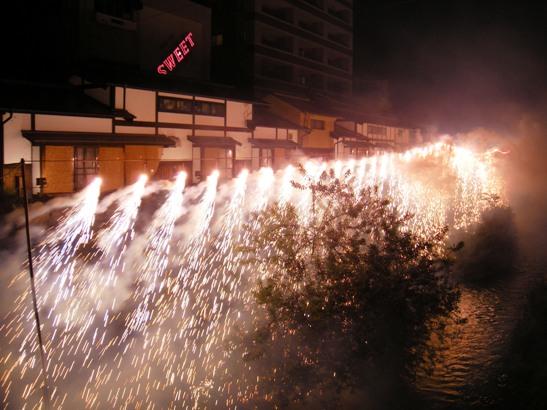 神道祭りナイアガラ7
