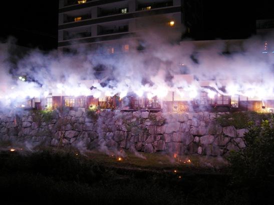 神道祭りナイアガラ2