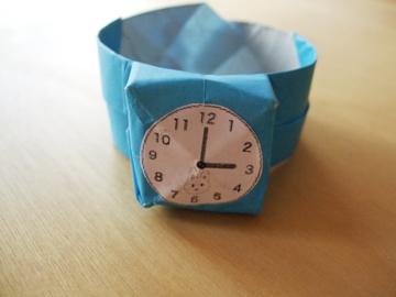クリスマス 折り紙 折り紙 腕時計 : plaza.rakuten.co.jp