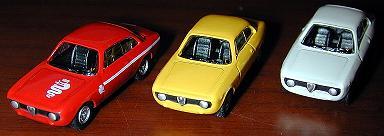 Giulia GAT 1300 Junior