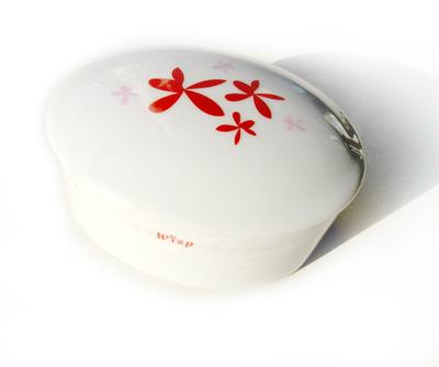 人気ジュエリーブランド WISP 陶器の宝石箱(ジュエリーケース アクセサリーケース)