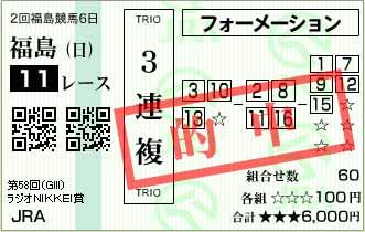 ラジオNIKKEI賞