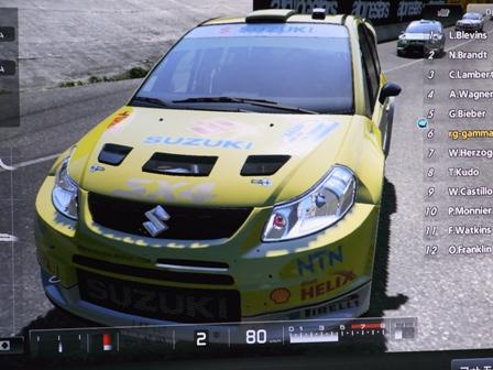 SX-4 WRC