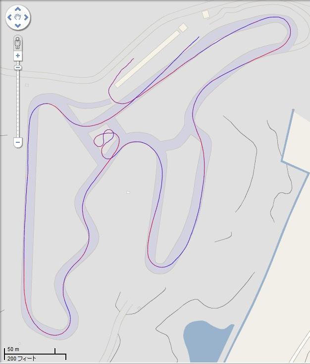 LAP+鈴鹿南(地図)