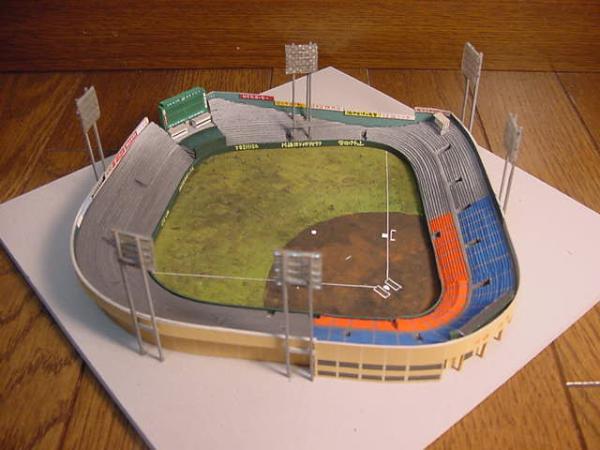 ●川崎球場●ロってオリオンズ 大洋ホエールズ   日本全国野球場・サッカー場美術館 - 楽天ブログ