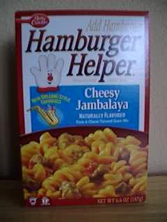 ハンバーガーヘルパー