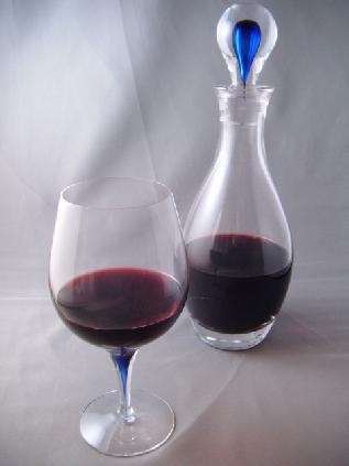 オレフォスのグラス 「ワイング...