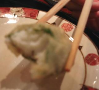 【天麩羅】小鯛のゆかりあげ@明石