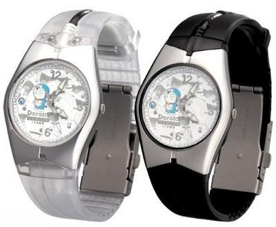 ドラえもんの腕時計